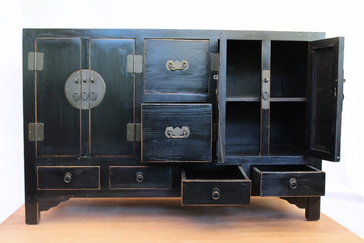 Mueble buffet chino tienda himalaya a 1475 5 for Muebles chinos outlet