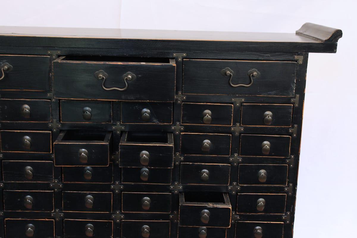 Mueble chino exclusivo for Mueble cajones pequenos