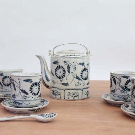 Set de Te Ceramica Tienda Hiamlaya HX07.1