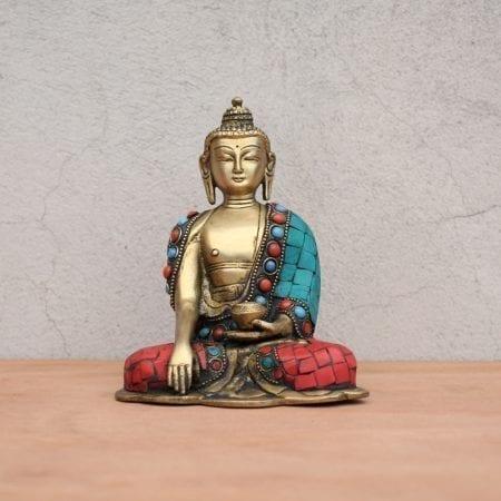 Buda meditando. Tienda Himalaya. B-442