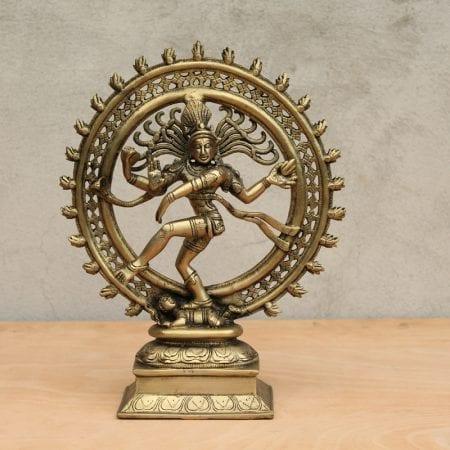 Dancing Shiva. Tienda Himalaya.B-463
