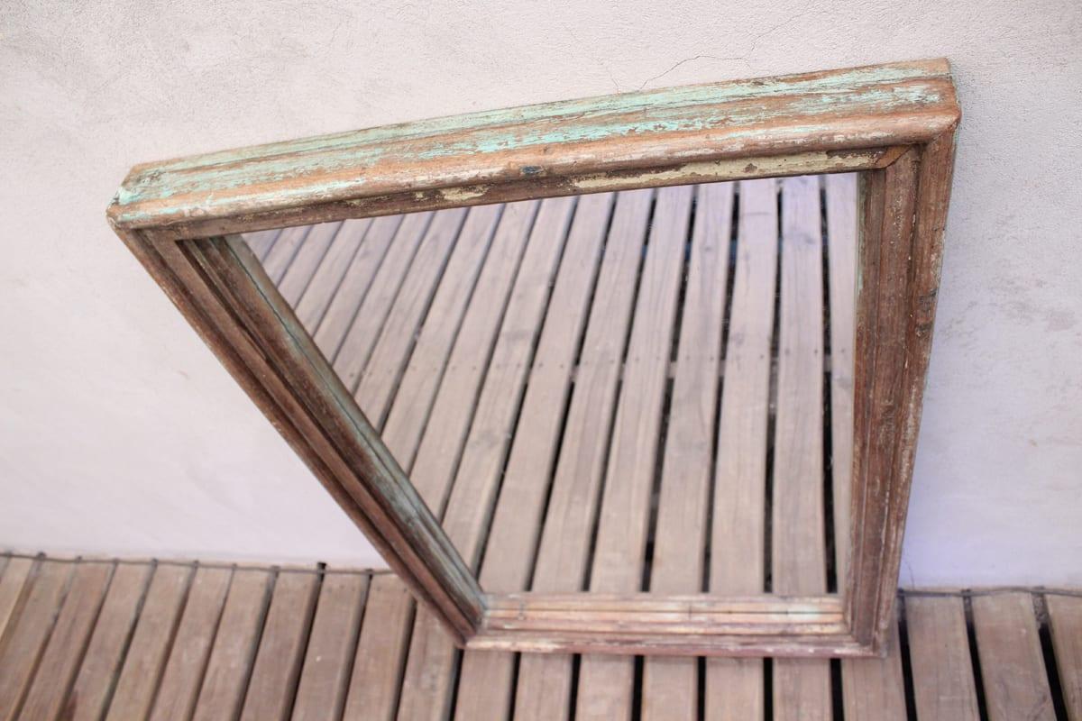 Espejos for Espejos de madera