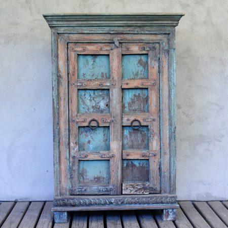 Mueble bar rustico. Tienda Himalaya. J306.1
