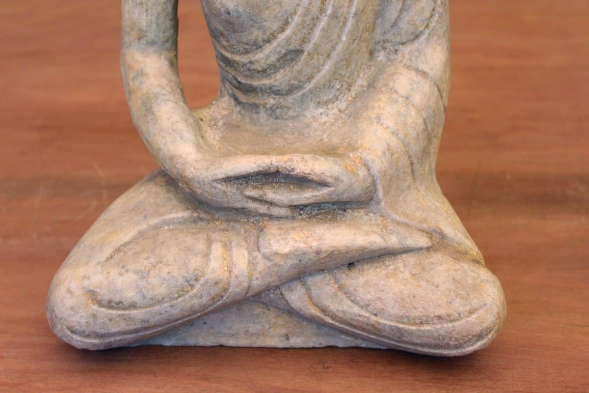 Buda de marmol para el jardin for El significado de marmol