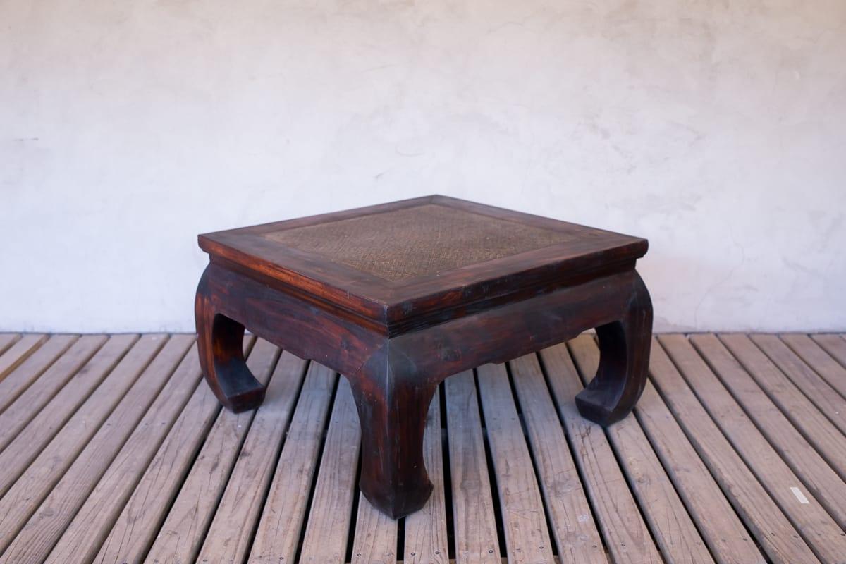 Mesa de madera india - Madera para mesa ...