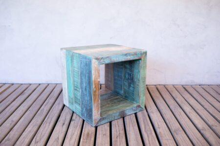 MI-214 cubo madera india1