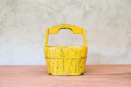 A-4073a balde chino amarillo