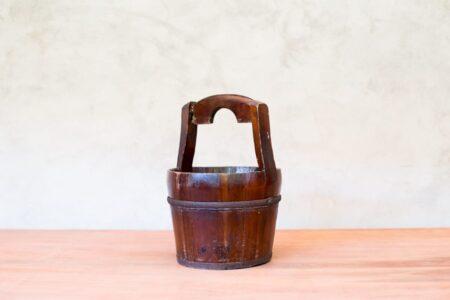 a-4065 balde chino de madera