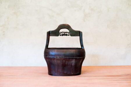 a-4073c balde chino madera