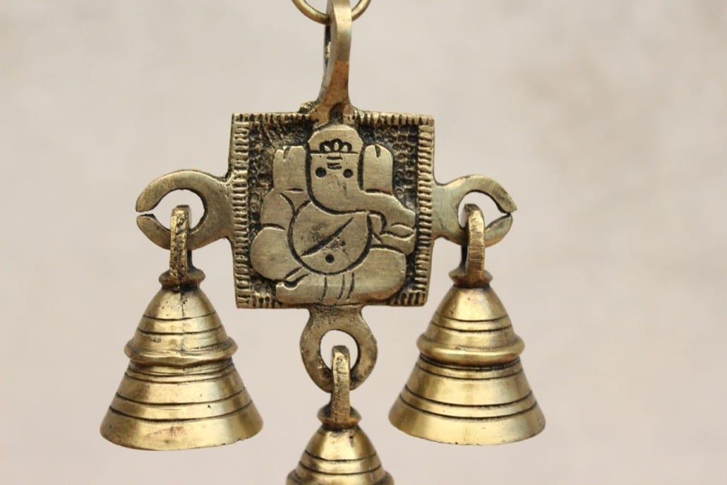 Ganesh de Bronce. Tienda Himalaya. B.479.3